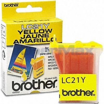 BROTHER 3100 5200 INK YELLOW